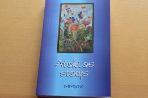 """Almanachas """"Atokios stotys"""""""