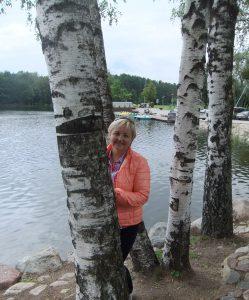 Lina Kovalevskienė. Asmeninio archyvo nuotrauka